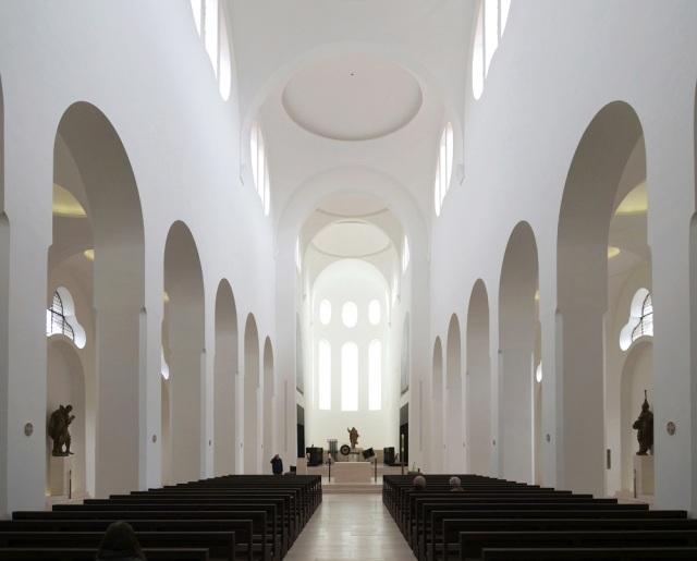 John Pawson . St Moritz Church . Augsburg (1)